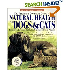 Natural Health For Cats and Dogs